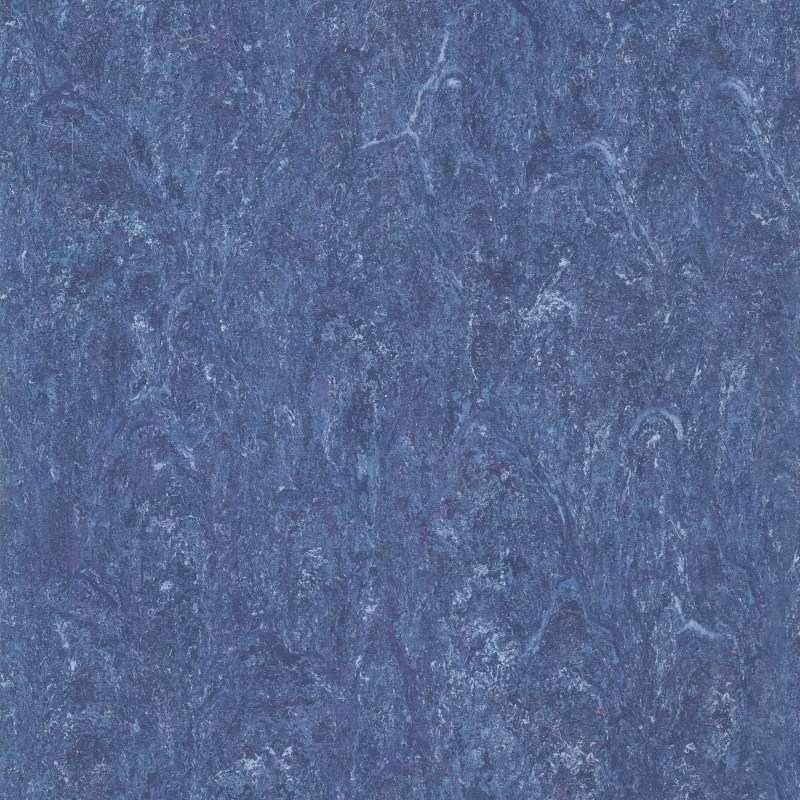 dlw marmorette lpx ink blue 121 148 linoleum gesunder bodenbelag naturboden bioboden. Black Bedroom Furniture Sets. Home Design Ideas