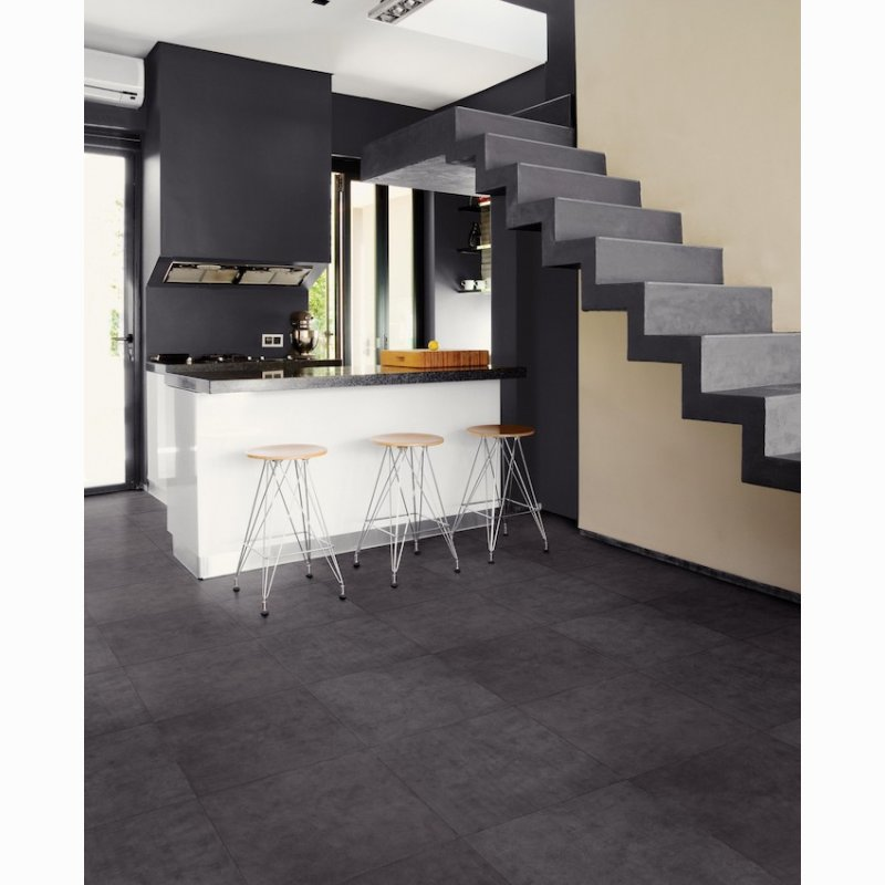 Beautiful ... Gerflor Home Comfort   Living Anthracite 1537