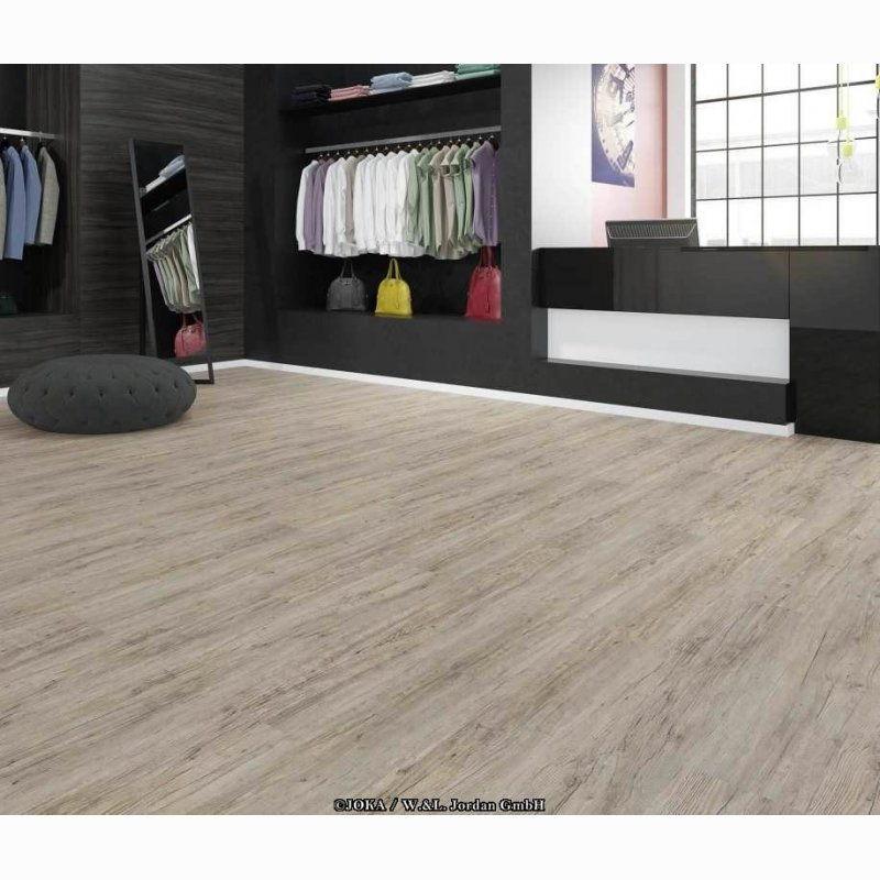 joka classic design 555 grey driftwood 5518 vinylboden designbodenbelag g nstig kaufen. Black Bedroom Furniture Sets. Home Design Ideas