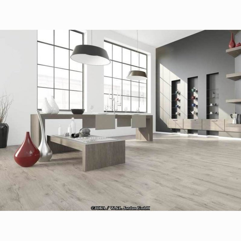 joka classic design 555 rustic grey oak 5529 vinylboden designbodenbelag g nstig kaufen. Black Bedroom Furniture Sets. Home Design Ideas