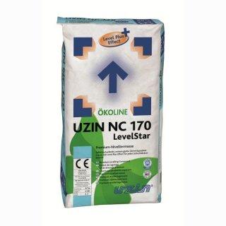 uzin nc170 levelstar premium zement ausgleichsmasse. Black Bedroom Furniture Sets. Home Design Ideas
