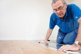 Bodenleger für Vinylboden Designbodenbelag