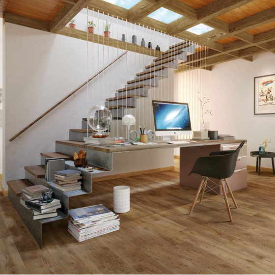 Gerflor Collection 30 - Rustic Oak 0445 | Vinylboden