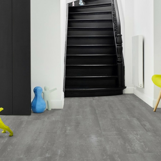Tarkett iD Inspiration 55 - Composite Cool Grey 24237073 | Vinylboden