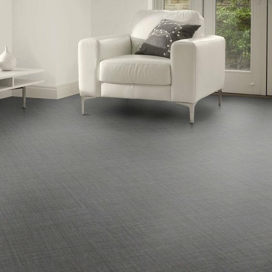 Amtico Spacia Acoustic - Satin Weave SQ5A3805 | Vinylboden