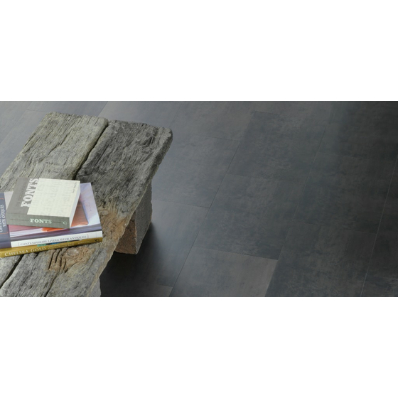 Amtico Spacia Acoustic - Steel SQ5A2804 | Vinylboden