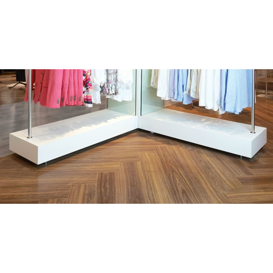 Amtico Spacia Acoustic - Exotic Walnut SQ5W2541 | Vinylboden