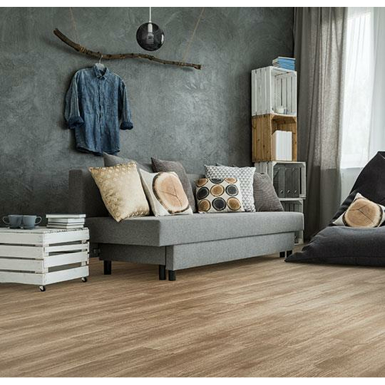 Forbo Allura Flex 100 - Natural Collage Oak 60374FL1 | selbstliegender Vinylboden