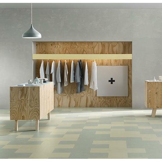 forbo marmoleum click petrol 333358 klick linoleum gesunder bodenbelag naturboden. Black Bedroom Furniture Sets. Home Design Ideas