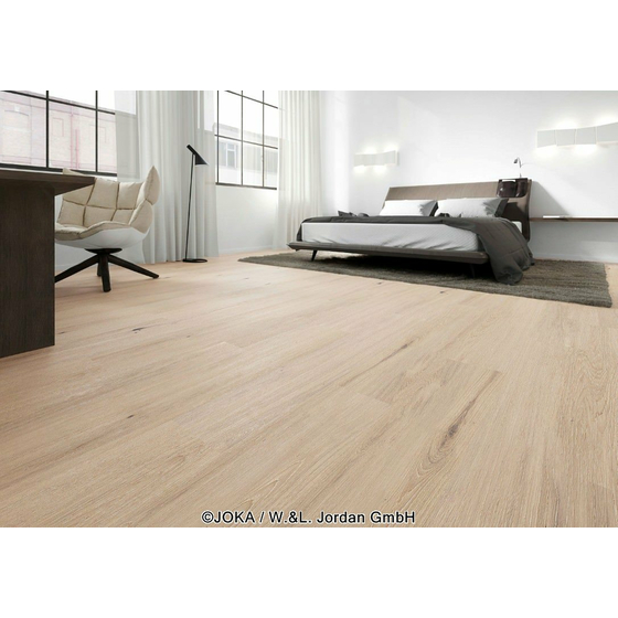 Joka Naturdesignboden 633 - Grape Oak 254 | Klick-Mineraldesignboden