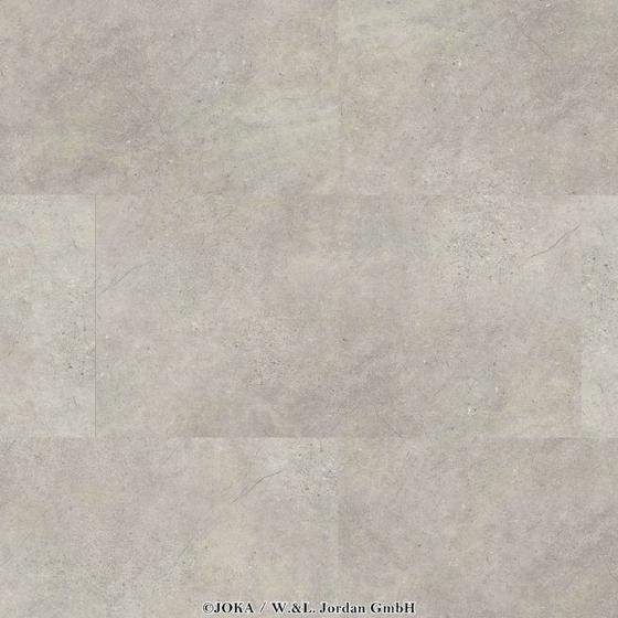 joka naturdesignboden 633 ornament concrete 264 bio klick vinylboden g nstig kaufen onlineshop. Black Bedroom Furniture Sets. Home Design Ideas