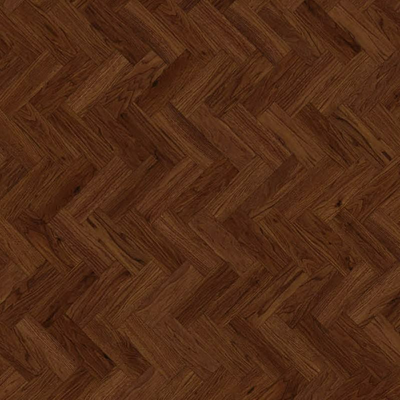 Amtico Spacia Parquet - Black Walnut SS5W2534 | Fischgrät-Optik | Vinylboden