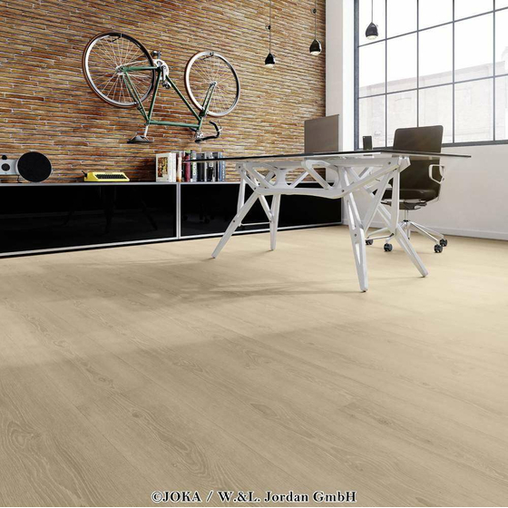 Joka Classic Design 555 - Perfect Beige Oak 5305 | Vinylboden