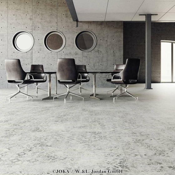 Joka Classic Design 555 - Old Patch grey 5461 | Vinylboden