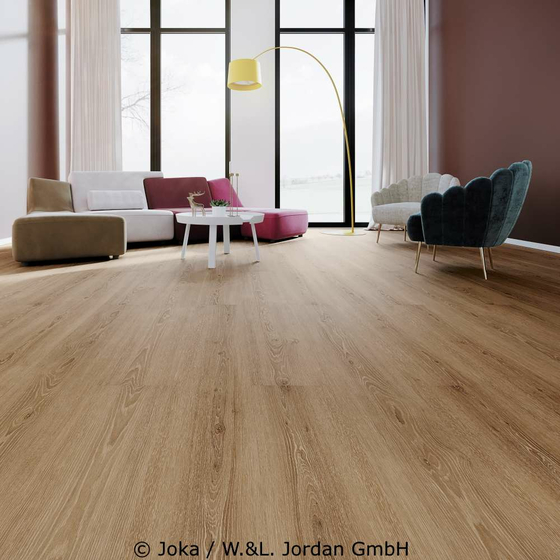 Joka Classic Design 555 Click - Perfect Brown Oak 473P | Klick-Vinylboden