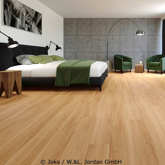 Joka Classic Design 555 Click - Incredible Light Oak 475P | Klick-Vinylboden