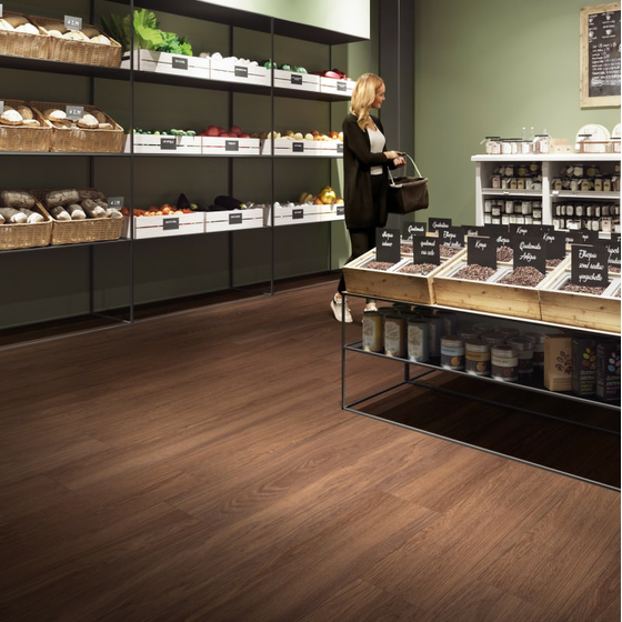 Gerflor Collection 70 - Onka Coffee 1057 | Vinylboden