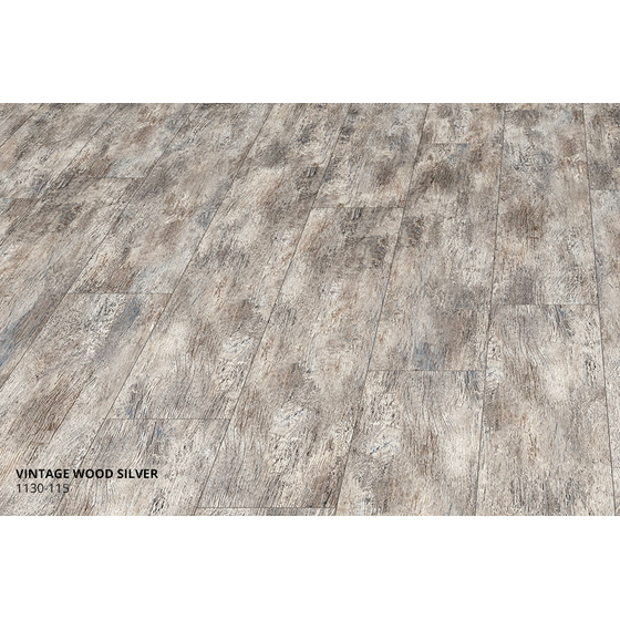 DLW Flooring Naturecore - Vintage Wood Silver 1130-115 | BioBoden