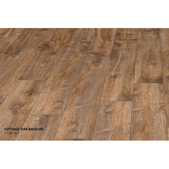 DLW Flooring Naturecore - Cottage Oak Medium 1130-163 | BioBoden